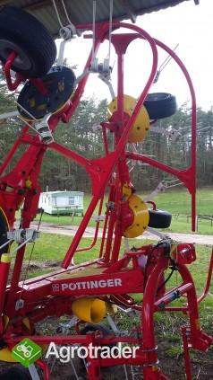 Sprzedam nowy nieużywany przetrząsacz karuzelowy Pottinger - zdjęcie 4