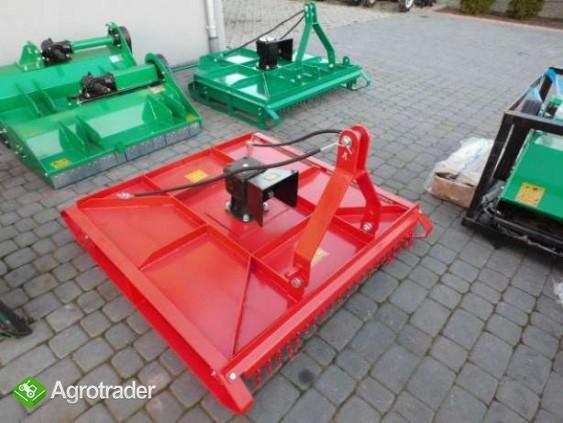 Kosiarka pielęgnacyjna rozdrabniacz mulczer 150 120 cm mini traktor  - zdjęcie 3
