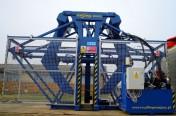 Maszyna do wyciągania usuwania drutów z opon