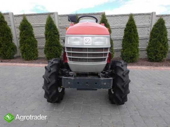 Yanmar AF18 super stan kubota iseki mini traktor - zdjęcie 1