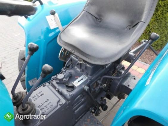 Mitsubishi D2050 Super stan mini traktor iseki kubota yanmar - zdjęcie 3