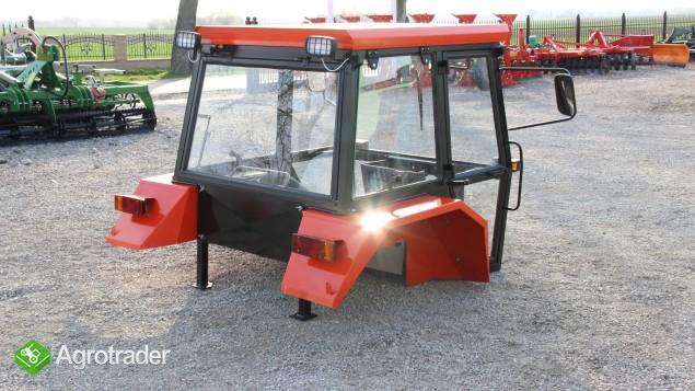 Kabina ciągnikowa do ciągnika MTZ 80-82 kabiny  - zdjęcie 3