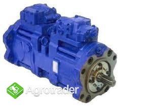 Kawasaki K3VL60, Kawasaki pompa K3VL80, pompa hydrauliczna - zdjęcie 2