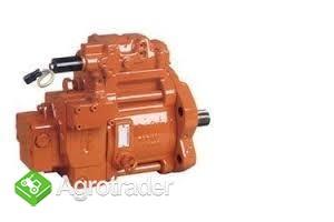 Kawasaki pompa hydrauliczna k3VL200, K3VG63, New Holland E215B