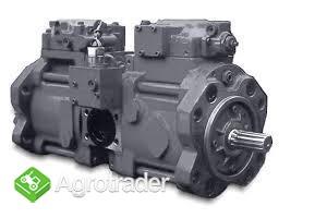 Pompa Kawasaki K3V112DT-1T3R-9029, K3VG63, K3VL200 - zdjęcie 4