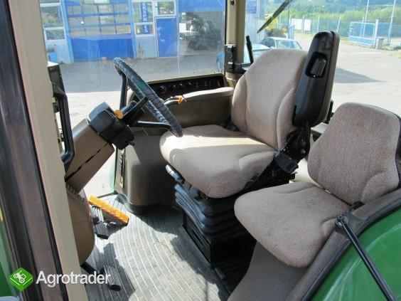 Ciągnik rolniczy JOHN DEERE 8530 TLS - 379 KM - 2008 ROK - zdjęcie 4