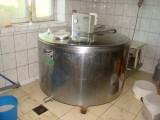 Schładzalnik do mleka