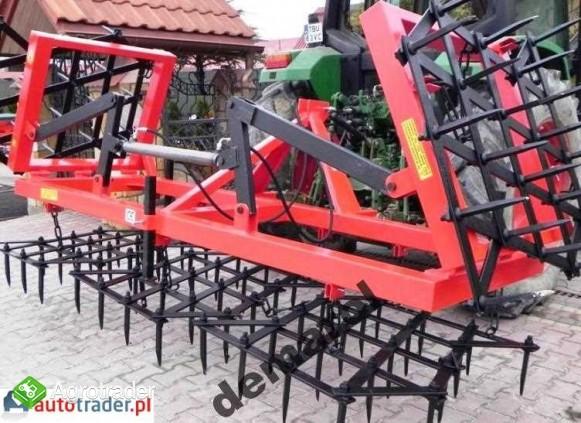 Brony 20 5 polowe hydraulicznie składane