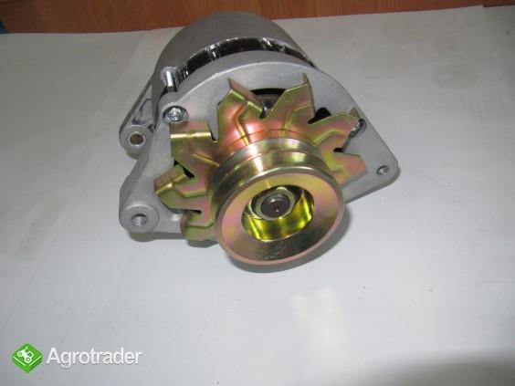 Alternator podwójne koło pasowe wzmocniony 14 V, 70 A URSUS C 385.    - zdjęcie 2