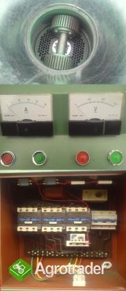 PELLECIARKA: wydajność do 150-250 kg/h, silnik 7.5 kW - zdjęcie 5