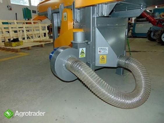 Rozdrabniacz, STRUGARKA  do nieforemnych odpadów 11 kW + młyn - zdjęcie 4