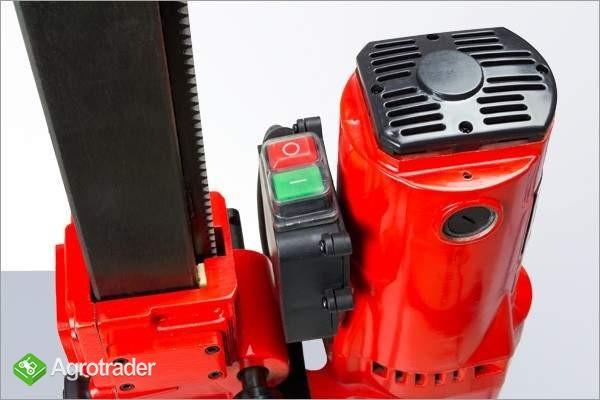 WIERTNICA DO BETONU (otwornica) moc silnika 2450 W max 255 mm, 2 biegi - zdjęcie 5