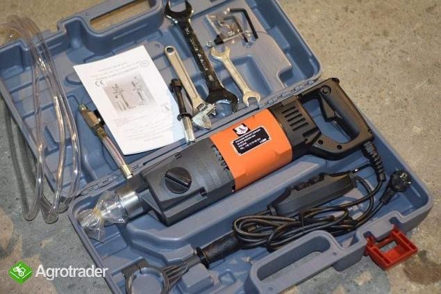 WIERTNICA do betonu3-biegowa (otwornica) moc silnika 2300W max 165mm - zdjęcie 4