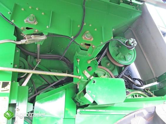 JOHN DEERE T 670 - 2008 ROK  - zdjęcie 6