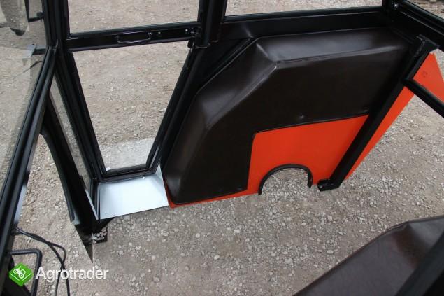 Kabina ciągnikowa kabina do ciągnika C-360  z błotnikami standard - zdjęcie 4