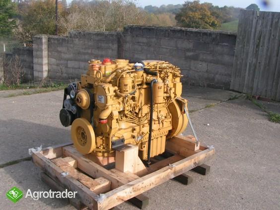 Serwis maszyn budowlanych  Komatsu,JCB,Kubota,Liebherr,Isuzu,CAT,Case - zdjęcie 1