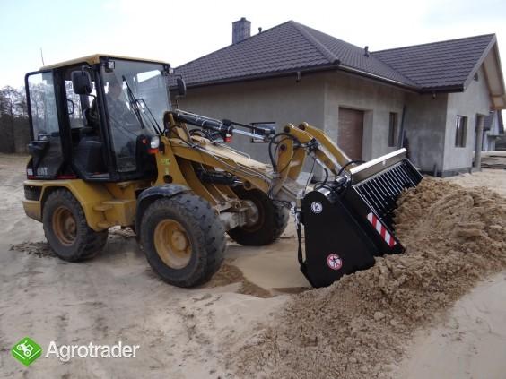 Łyżka , mieszalnik do betonu KOVACO do ładowarki CAT, JCB, VOLVO,CASE - zdjęcie 4