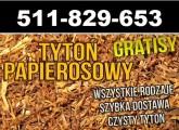 Tytoń papierosowy w atrakcyjnej cenie tylko 65zł/kg wysyłka cała PL