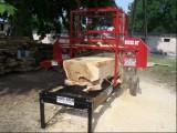 Trak taśmowy do drewna   OSCAR  36    Produkcja USA