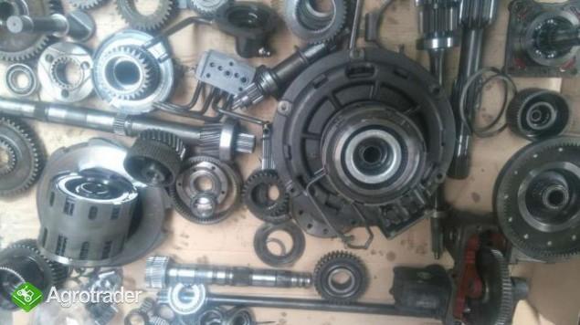 Części skrzyni biegow Deutz Agrotron 200,230,260, - zdjęcie 1