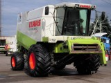 CLAAS LEXION 460 EVOLUTION + V 750