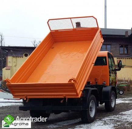 Pojazd specjalistyczny AUSA M250 HX4 komunalny terenowy unimog - zdjęcie 4