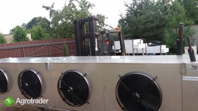 Parownik chłodniczy Termokey 100kW agregat chłodniczy sprężarka  - zdjęcie 1