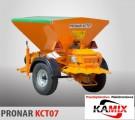Posypywarka Pronar KCT07 ciągniona