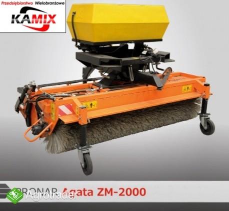zamiatarka AGATA ZM-2000 PRONAR - zdjęcie 5