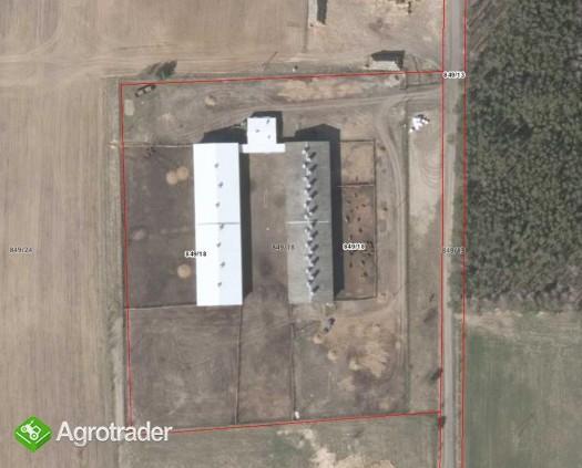 Sprzedam budynki inwentarskie, produkcyjno-gospodarcze dla rolnictwa