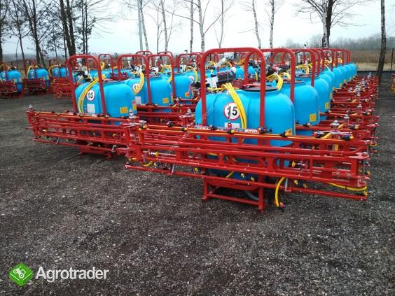 Opryskiwacz Biardzki 200l 300 l 400 l 500 l 600 l 800 litrów Transport - zdjęcie 1