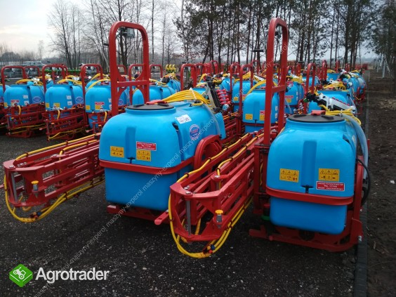 Opryskiwacz Biardzki 200l 300 l 400 l 500 l 600 l 800 litrów Transport - zdjęcie 7