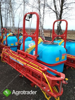 Opryskiwacz Biardzki 200l 300 l 400 l 500 l 600 l 800 litrów Transport - zdjęcie 6