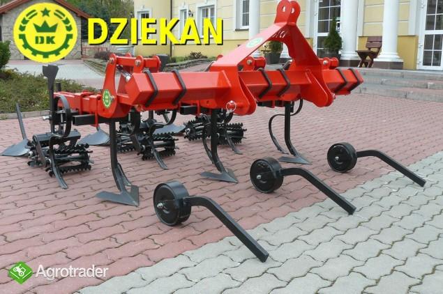 Obsypnik do ziemniaków Wzmocniony Dziekan CIĘŻKI Transport cała Polska - zdjęcie 1