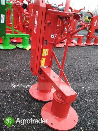 Kosiarka rotacyjna Banrol Tad len 1.35 m 1.65 m 1.85 m Transport - zdjęcie 2