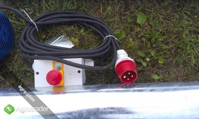 Przenośnik ślimakowy Żmijka OCYNK Fi 110 / 130 / 150 Transport - zdjęcie 4