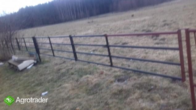 Sprzedam elementy metalowe na ogrodzenie lub inny cel