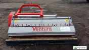 Kosiarka bijakowa Ventura MPT 200 Ural z przesuwem hydraulicznym 2m