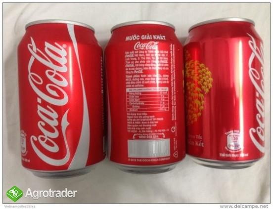 Fanta-and-Sprite i inne puszki i butelki na napoje bezalkoholowe dostę - zdjęcie 1