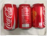 CocaCola, zero koksu, Fanta-and-Sprite i inne puszki i butelki na napo