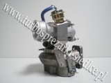 Turbosprężarka BorgWarner KKK - Deutz Fahr -  7.2 12709880005 /  12709