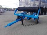 Wał posiewny fi 450, szerokość robocza 5m  (AGRO Chłopecki)