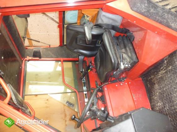 AEBI TT70S Specjalistyczny ciągnik górski + kosiarka AEBI Grass Rake - zdjęcie 4