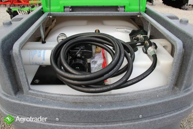 Zbiornik na paliwo on ropę fortis 2000 L cpn Agroline 2 - zdjęcie 3