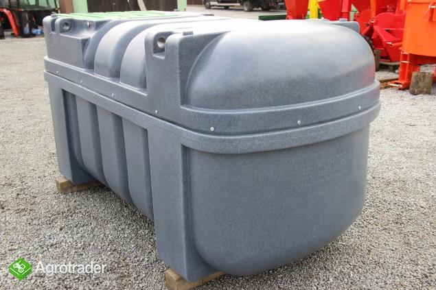 Zbiornik na paliwo on ropę fortis 2500 L cpn Agroline 1 - zdjęcie 5