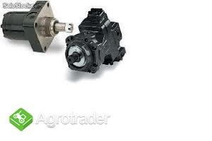 Oferujemy Państwu silniki hydrauliczne firmy Rexroth: - zdjęcie 1