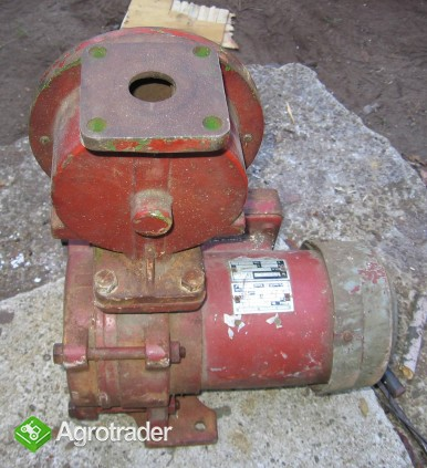 Pompa>>>>slinik 0,75 kw2800 obr/220/380 - zdjęcie 2
