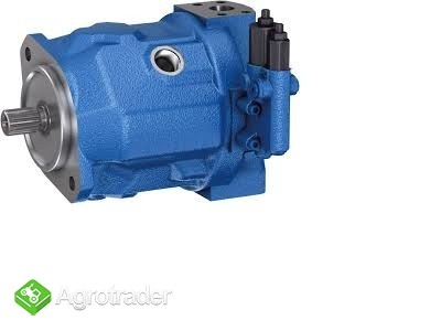 Pompa hydrauliczna Hydromatic R902448219 A10VSO140 DRS 32R-VPB12N00, H - zdjęcie 2