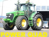 JOHN DEERE 7930 POWER QUAD - 2009 ROK - 257 KM