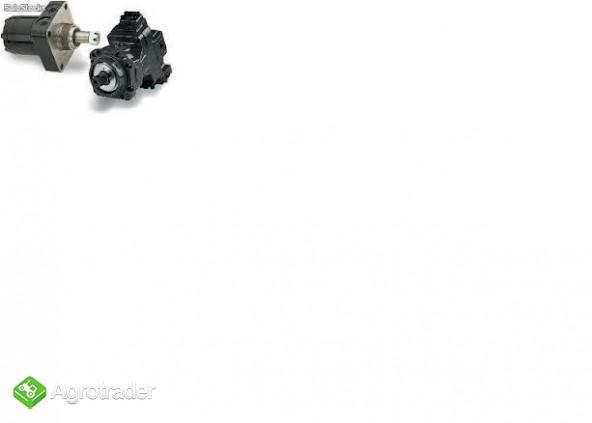 Silniki hydrauliczne REXROTH A6VM107DA2/63W-VZB020HB  - zdjęcie 4